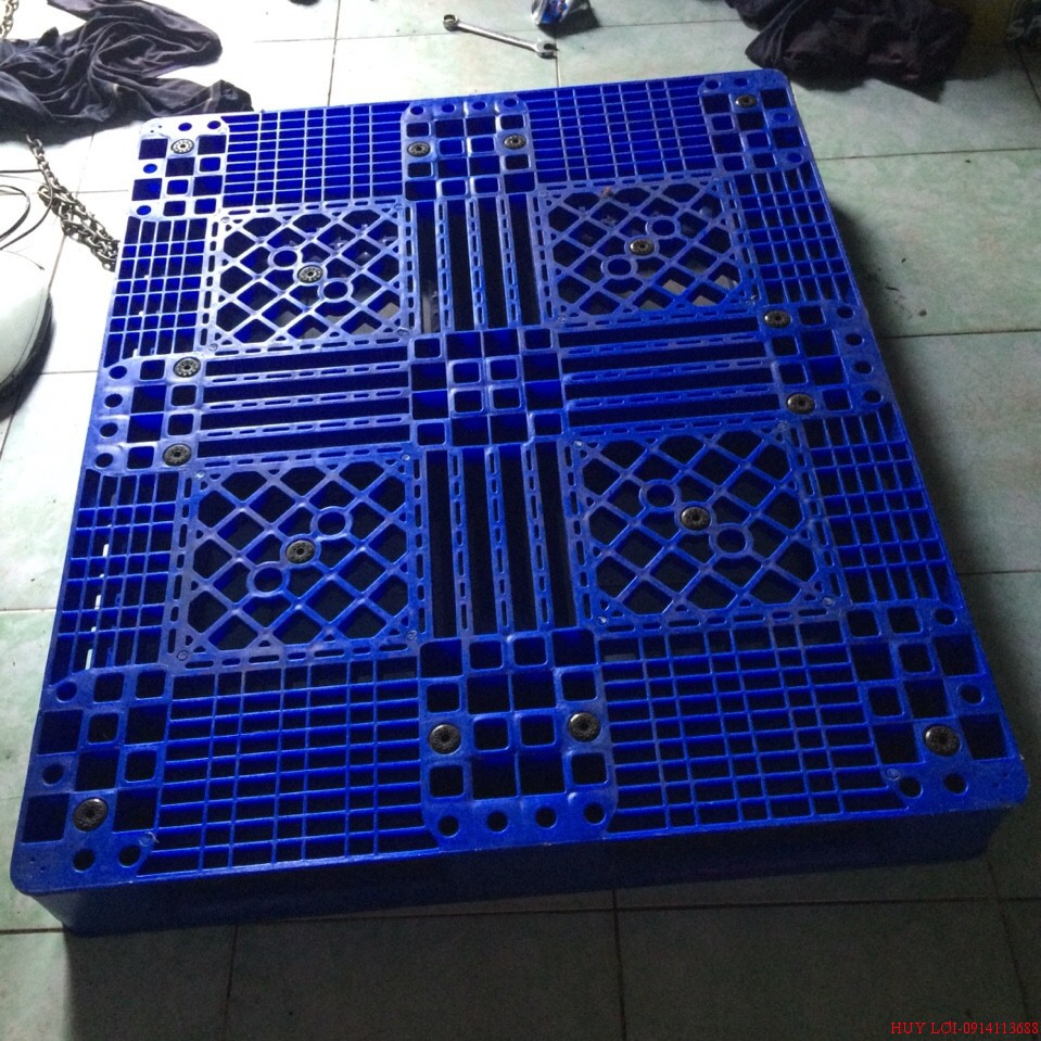 Tại sao nên dùng pallet nhựa 600×600