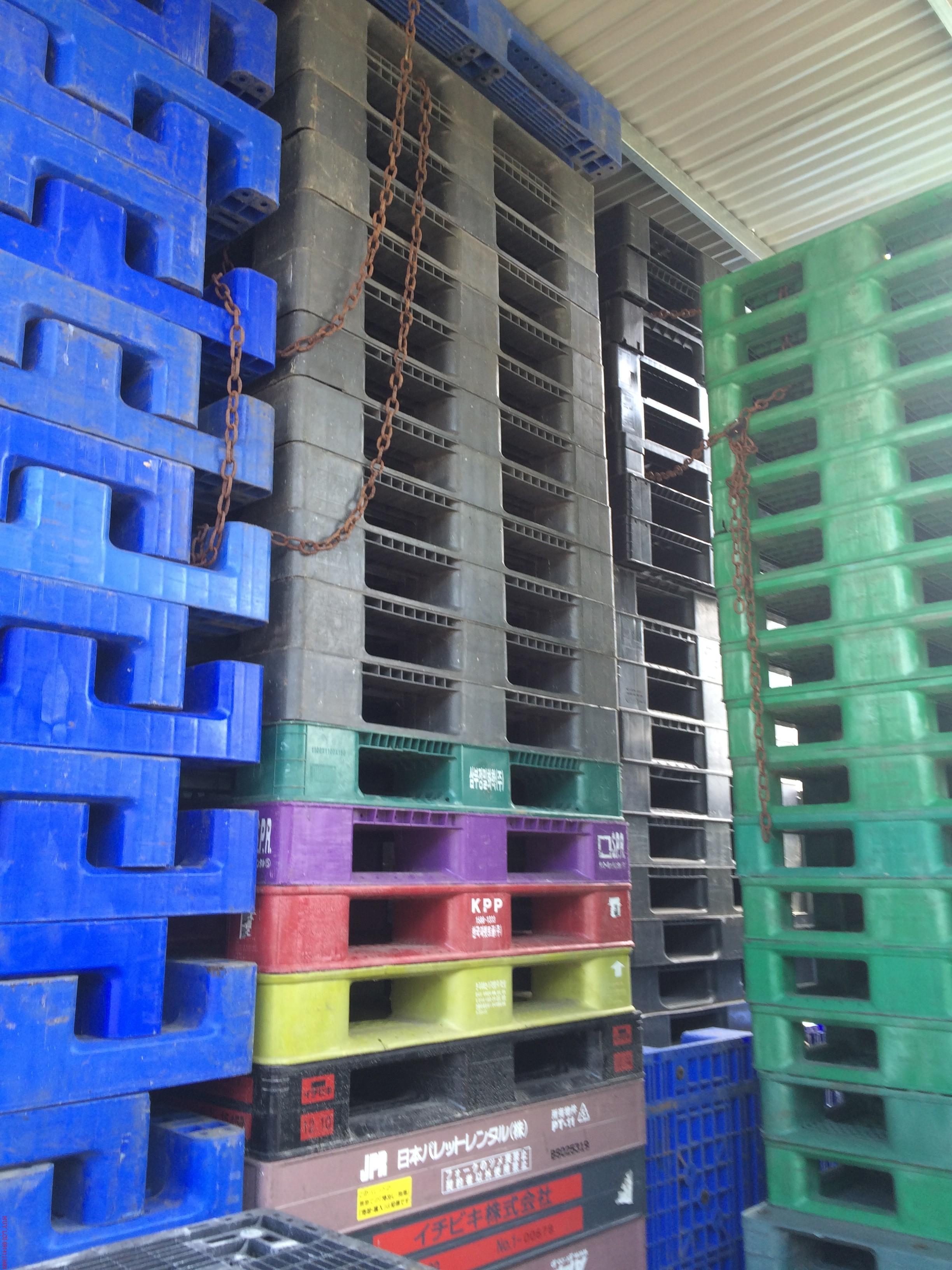 So sánh ưu nhược điểm của pallet nhựa và pallet gỗ, nên sử dụng loại nào?